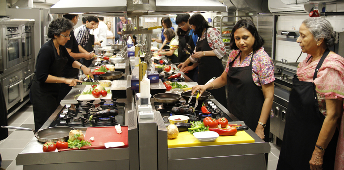 cooking lessson istanbul